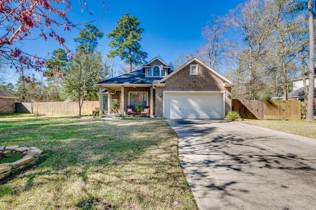 611 Shadberry Drive, Magnolia, TX 77354 (MLS #51406688) :: Fairwater Westmont Real Estate