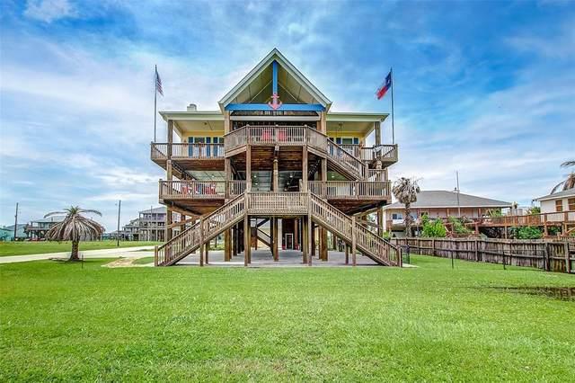 870 Alberdie Drive, Crystal Beach, TX 77650 (MLS #51414159) :: The SOLD by George Team