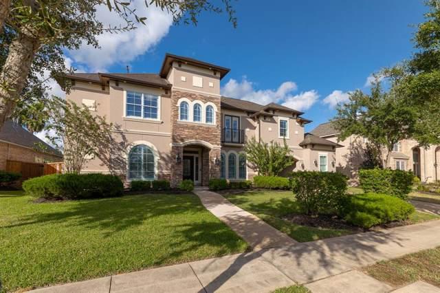 8615 Doves Yard, Missouri City, TX 77459 (MLS #51420146) :: Green Residential