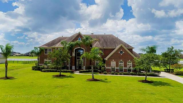 1855 Bending Stream Drive, League City, TX 77573 (MLS #51420707) :: The Bly Team