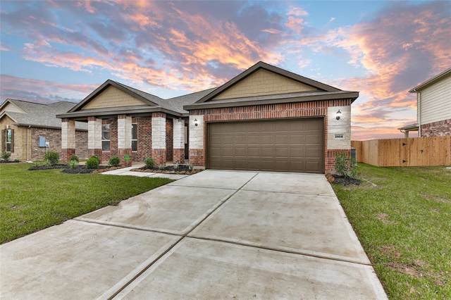 3908 Littlebourne Lane, Pearland, TX 77584 (MLS #51434651) :: The SOLD by George Team