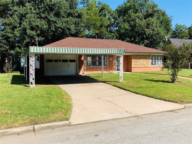 617 Graceland Street, Houston, TX 77009 (MLS #51436814) :: Texas Home Shop Realty