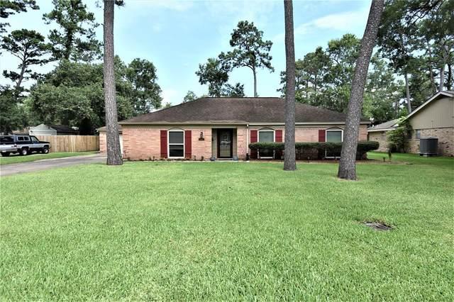 3020 Longwood Lane, Dickinson, TX 77539 (MLS #51464242) :: The Bly Team