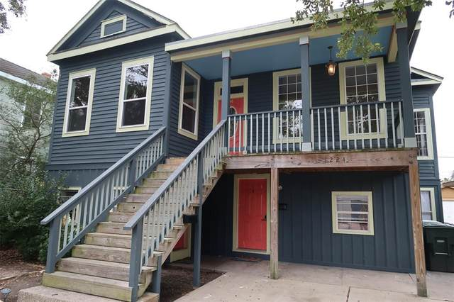1224 Avenue L, Galveston, TX 77550 (MLS #51466391) :: The Jennifer Wauhob Team