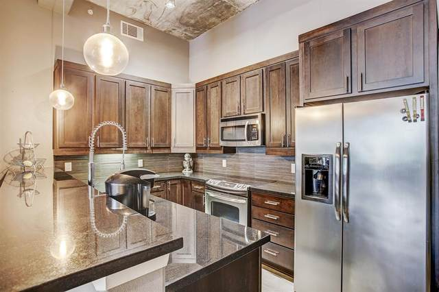 2323 Polk Street #104, Houston, TX 77003 (MLS #51466631) :: Christy Buck Team