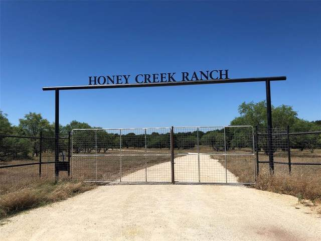 00 County Road 281 Tract 2, Hico, TX 76457 (MLS #5150103) :: Texas Home Shop Realty