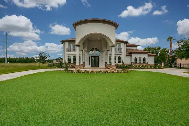 17126 Champions Lakeway, Tomball, TX 77375 (MLS #51501222) :: The SOLD by George Team