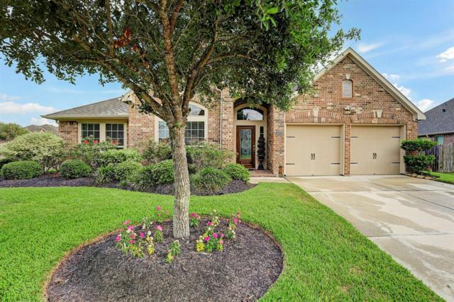 14002 Bright Glen Drive, Pearland, TX 77584 (MLS #51502914) :: Caskey Realty