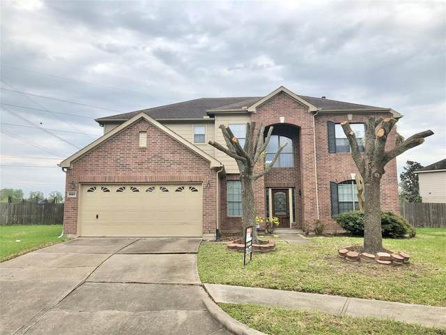 5107 Fall Forest Lane, Sugar Land, TX 77479 (MLS #51508838) :: The Home Branch