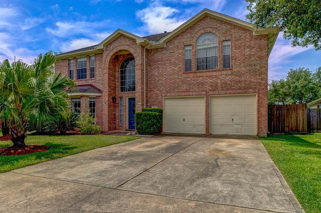 16619 Creek Trail, Houston, TX 77084 (MLS #51536323) :: The Parodi Team at Realty Associates