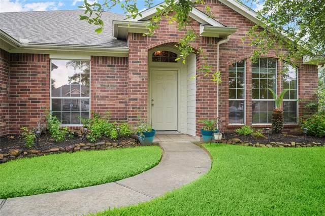 1880 Holly Circle, Dayton, TX 77535 (MLS #5153910) :: The SOLD by George Team