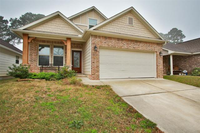 107 Harbor Court Drive, Conroe, TX 77356 (MLS #51539137) :: Fairwater Westmont Real Estate