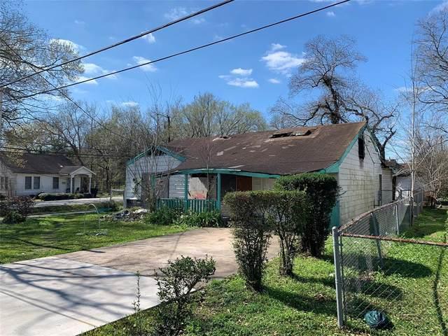 6834 New York Street, Houston, TX 77021 (MLS #51551351) :: CORE Realty
