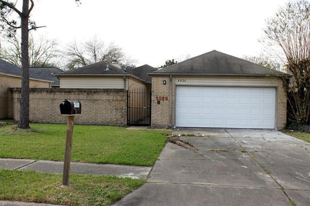 4026 Knoll Glen Drive, Houston, TX 77082 (MLS #51551665) :: Texas Home Shop Realty