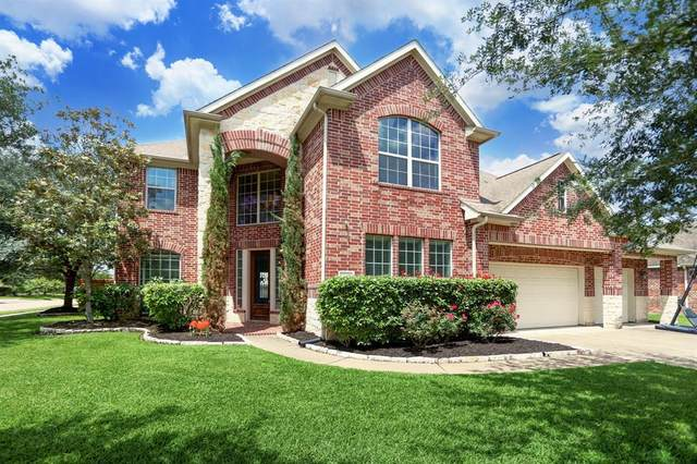 27122 Kelsey Woods Court, Cypress, TX 77433 (MLS #51557299) :: The SOLD by George Team