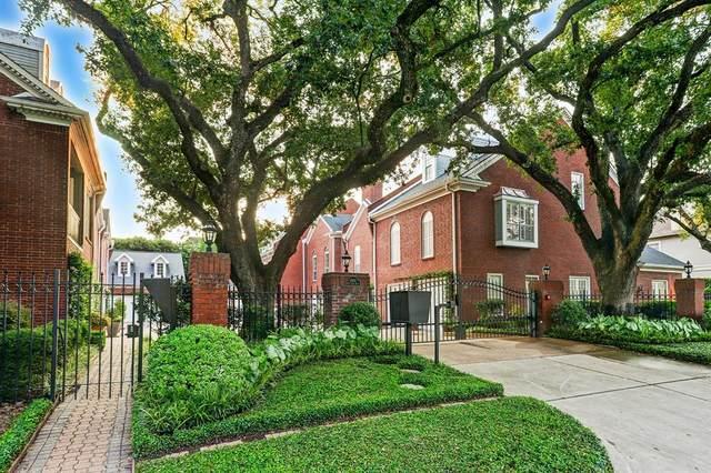 2902 West Lane E, Houston, TX 77027 (MLS #51568709) :: Giorgi Real Estate Group
