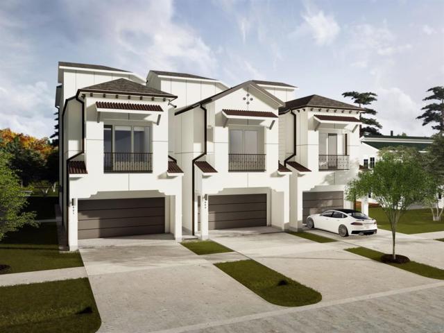 801 Birdsall Street, Houston, TX 77007 (MLS #51574947) :: Giorgi Real Estate Group