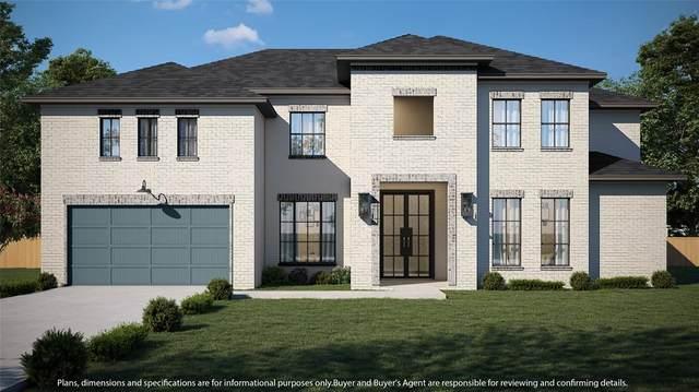 1522 Pine Chase Drive, Houston, TX 77055 (#51578008) :: ORO Realty