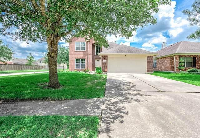 13507 Trail Meadow Lane, Rosharon, TX 77583 (MLS #51580346) :: The Home Branch