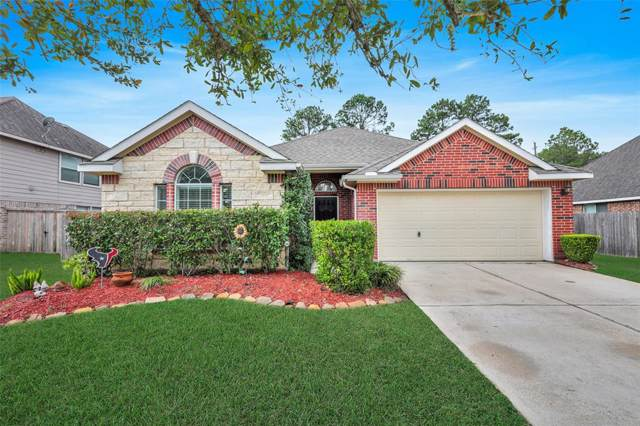 3702 Oak Crossing Drive, Pearland, TX 77581 (MLS #51603094) :: Phyllis Foster Real Estate