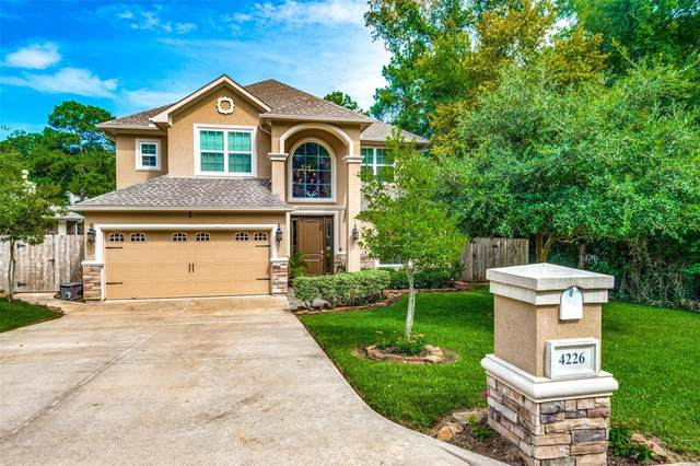 4226 Windswept Drive, Montgomery, TX 77356 (MLS #51606047) :: The SOLD by George Team