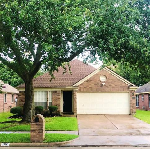 317 N Ranch House Road, Angleton, TX 77515 (MLS #51611759) :: The SOLD by George Team