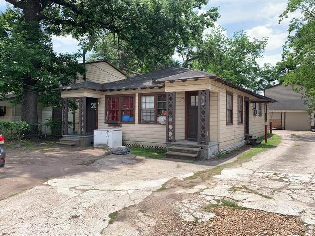 314 Plymouth Street, Houston, TX 77022 (MLS #51628890) :: All Cities USA Realty