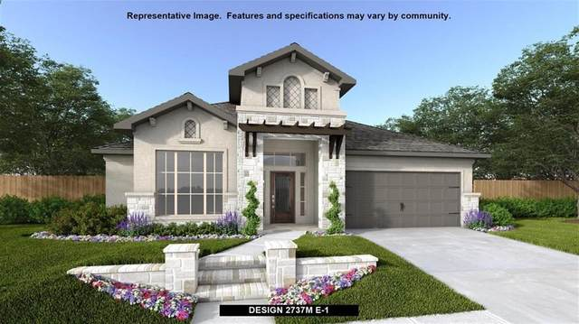 4509 Silver Pine Court, Spring, TX 77386 (MLS #51643652) :: Caskey Realty