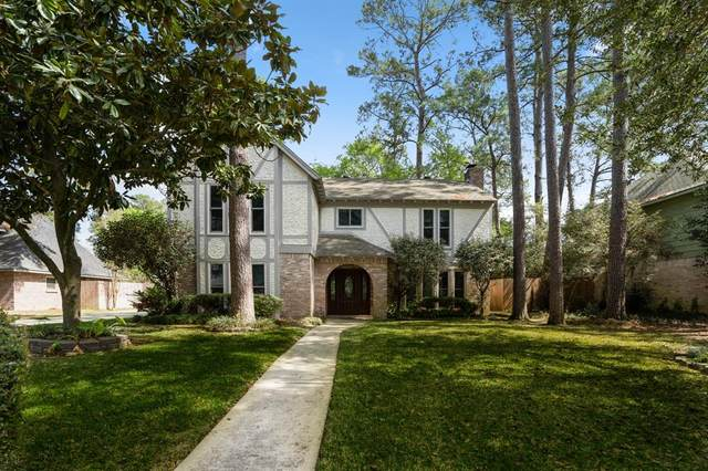 18106 Mahogany Forest Drive, Spring, TX 77379 (MLS #51649782) :: The Heyl Group at Keller Williams
