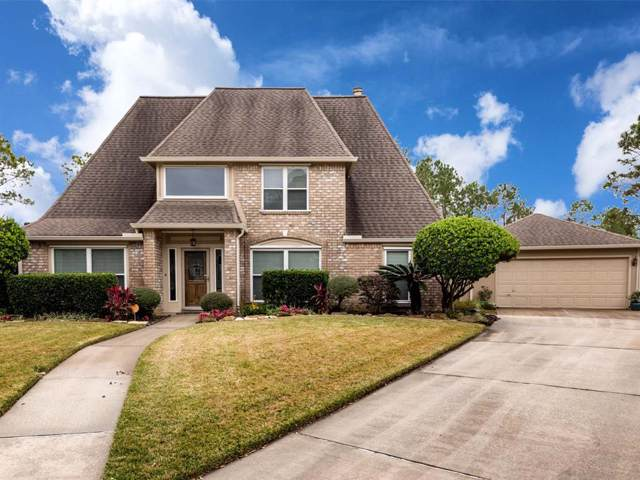 2617 Ryder Court Court, League City, TX 77573 (MLS #51649788) :: The Bly Team