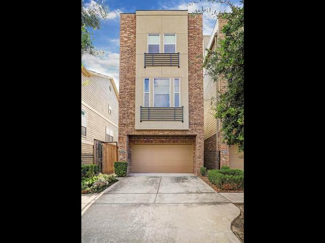 1900 Mason Street E, Houston, TX 77006 (MLS #51651452) :: Caskey Realty