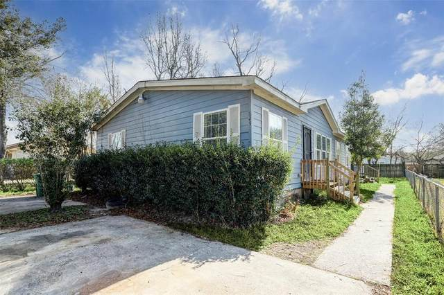 829 Marjorie Street A, Houston, TX 77088 (MLS #51653384) :: Lisa Marie Group | RE/MAX Grand