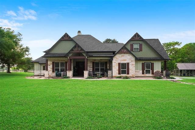 22709 Decker Prairie Rosehil Road, Tomball, TX 77377 (MLS #51658713) :: The Queen Team