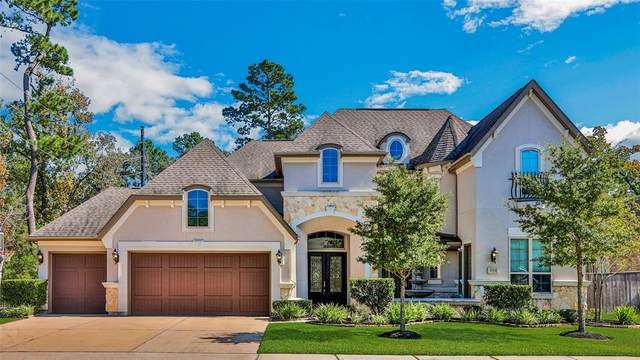 23122 Creek Park Drive, Spring, TX 77389 (MLS #51659061) :: The Freund Group
