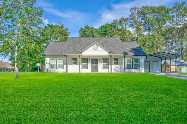 425 Faulkner Avenue, Coldspring, TX 77331 (MLS #51661007) :: Caskey Realty