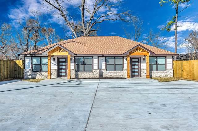 1014 Randolph Street, Houston, TX 77088 (MLS #51681410) :: Lerner Realty Solutions