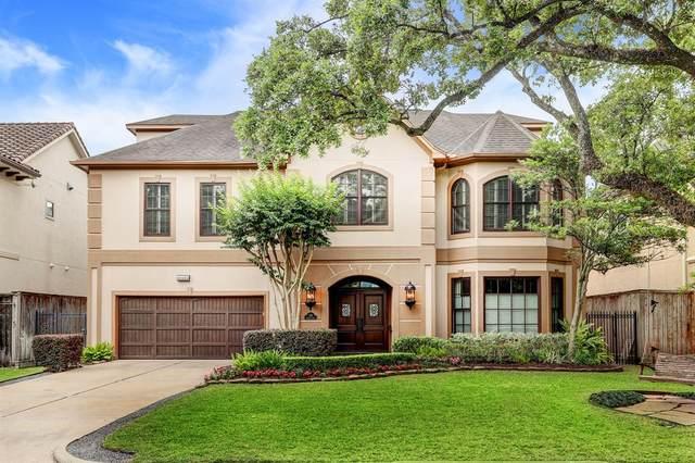 138 Beverly Lane, Bellaire, TX 77401 (MLS #51687954) :: Keller Williams Realty