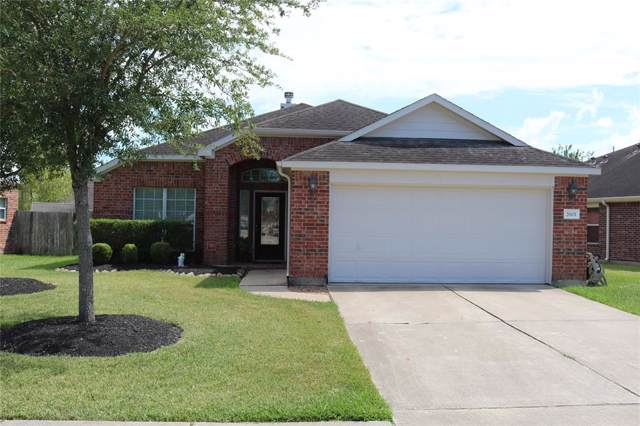 2601 Cypress Springs Drive, Pearland, TX 77584 (MLS #51688887) :: The SOLD by George Team