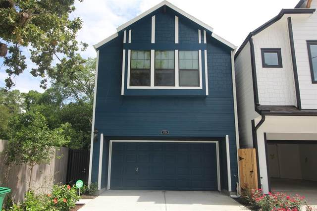 1133 Robbie Street, Houston, TX 77009 (MLS #51695374) :: My BCS Home Real Estate Group