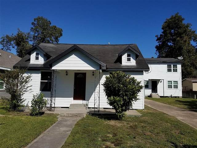 915 Eleanor Street, Houston, TX 77009 (MLS #5170346) :: Caskey Realty