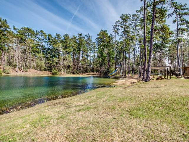 26 Rail Spur, Romayor, TX 77327 (MLS #51704914) :: Connect Realty