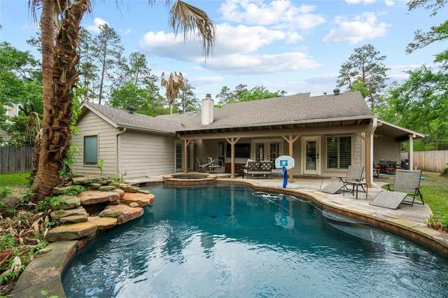 8 Paintedcup Court, The Woodlands, TX 77380 (#51705349) :: ORO Realty