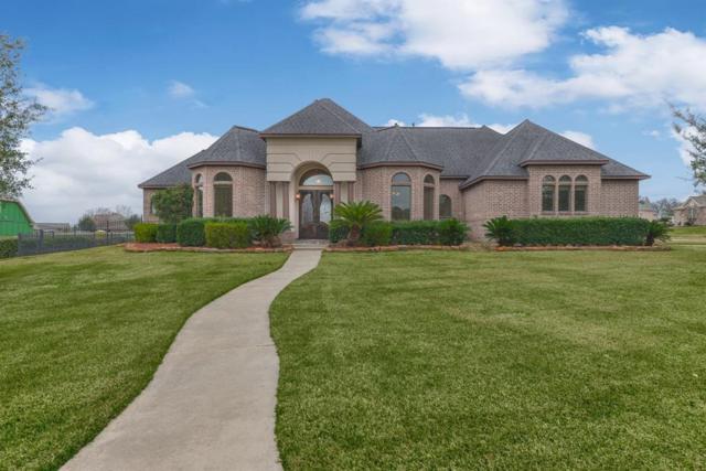 5901 Oak Leaf Court, Conroe, TX 77304 (MLS #51714362) :: Texas Home Shop Realty