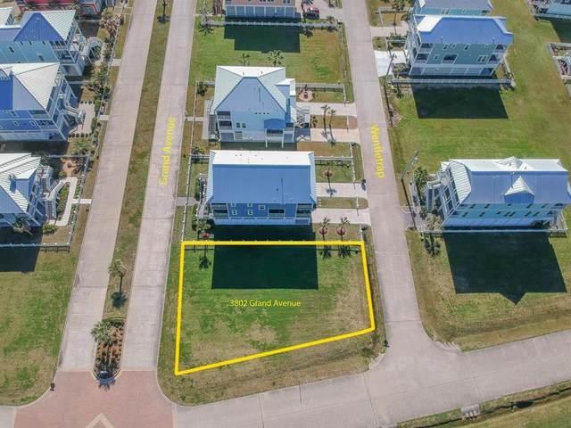 3802 Grand Avenue, Galveston, TX 77554 (MLS #51722916) :: The Sansone Group