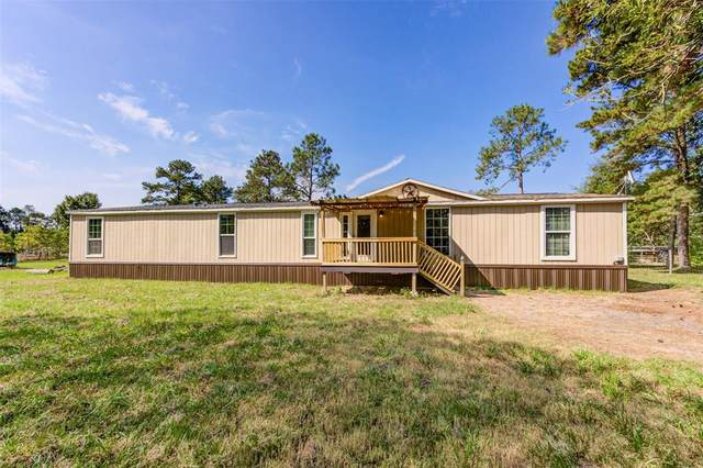 1831 County Road 2235, Cleveland, TX 77327 (MLS #51729951) :: The Freund Group
