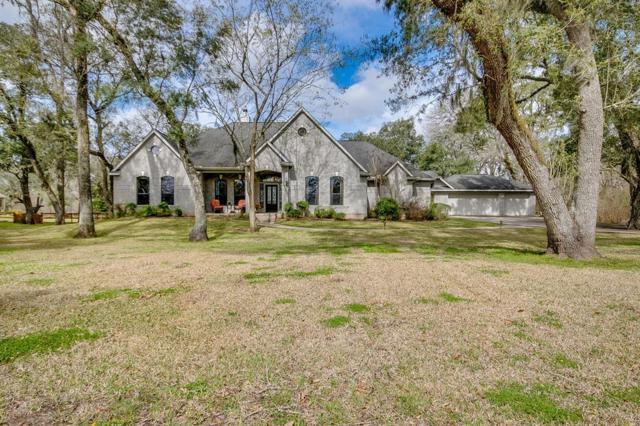 838 Cheyenne Ridge Drive, Rosharon, TX 77583 (MLS #51739758) :: Caskey Realty