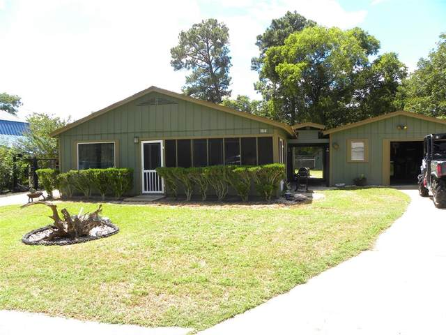 164 Governor Hogg Drive, Point Blank, TX 77364 (MLS #51743279) :: The SOLD by George Team
