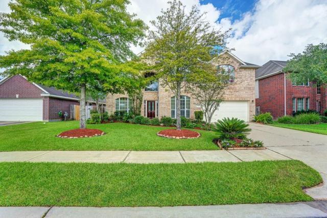 2802 Park Falls Drive, Pearland, TX 77584 (MLS #51763027) :: Oscar Fine Properties