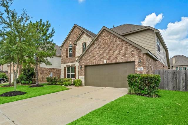 7922 Shadow Dance Lane, Richmond, TX 77407 (MLS #51767362) :: The SOLD by George Team