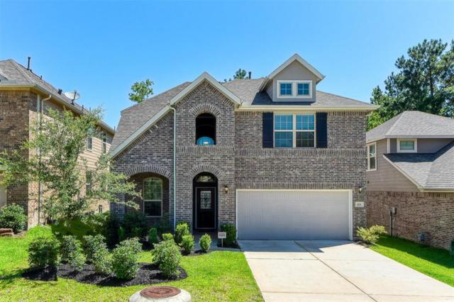 109 Logan Pass Court, Montgomery, TX 77316 (MLS #51776241) :: The Bly Team